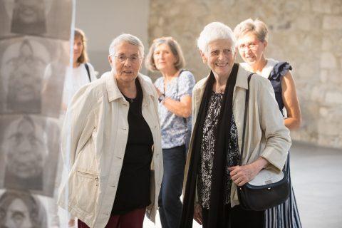Tonosionen, zeitgenössische Kunst im Burgenland mit Fria Elfen, Doris Dittrich